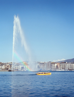 Geneva - Heart of French Suitzerland.